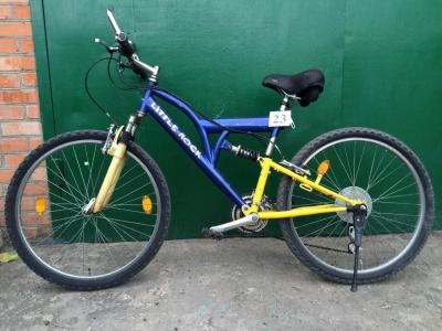 Велосипеди із Європи б/в
