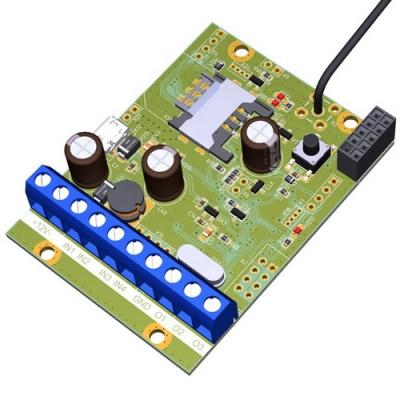 GSM сигнализация OKO-7S