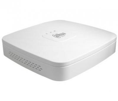 DH-XVR4104C-X. 4-канальный Penta-Brid 720p Smart 1U видеорегистратор